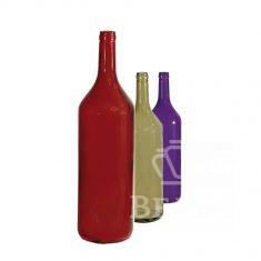 Бутылка Стеклянная 5.28л, GJA Калейдоскоп