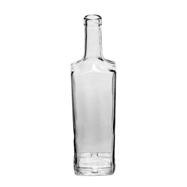 """Бутылка """"Агат"""" 0,5 л. Торговый Дом Велес для алкоголя"""